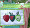 Apple Patchwork Tote Bag Pattern