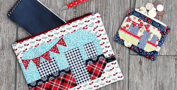 Gone Glamping Bag Pattern