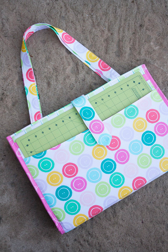 Camp Stitchalot Bag Pattern