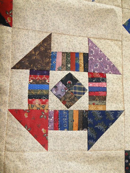 Every Little Bit Quilt Pattern