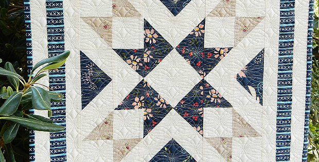 Waterfront Quilt Pattern Mini