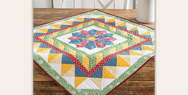Farmhouse Vintage Quilt Pattern