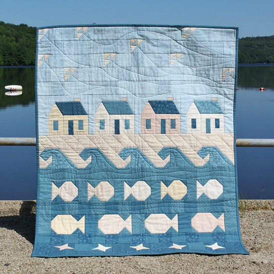 Beach Day Quilt Pattern