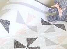 Darling Pinwheel Quilt Pattern