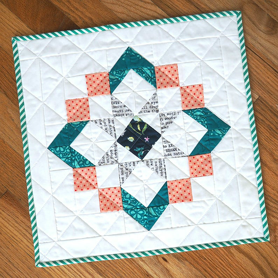 BeckyJo Mini Quilt Pattern