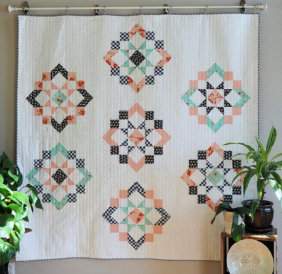 BeckyJo Quilt Pattern