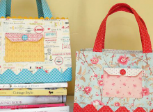 Got Books? Tote Bag Pattern