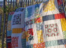 Salt Air Charm Quilt Pattern