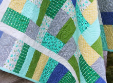 Mingle Quilt Pattern