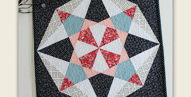Vega Quilt Pattern