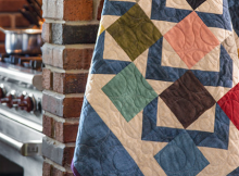 Spice Rack Quilt Tutorial