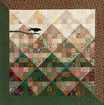 Altitude Quilt Pattern