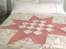 Star Patch Quilt Pattern
