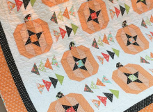 Fall Flight Quilt Pattern