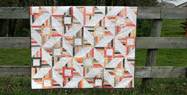 Persimmon Quilt Pattern