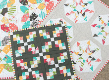 Sweetness Mini Quilt Trio Pattern