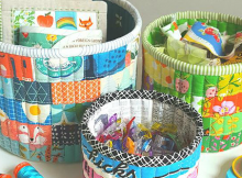 Tub Family Baskets Pattern
