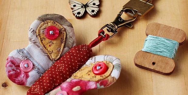 Butterfly Keychain Pattern