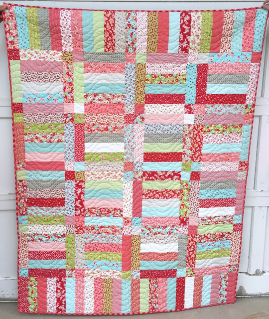 Lulu Quilt Pattern