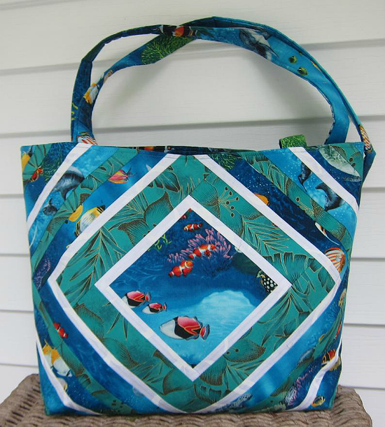Big Bag Theory Pattern