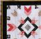Garden Star Three Quilt Pattern