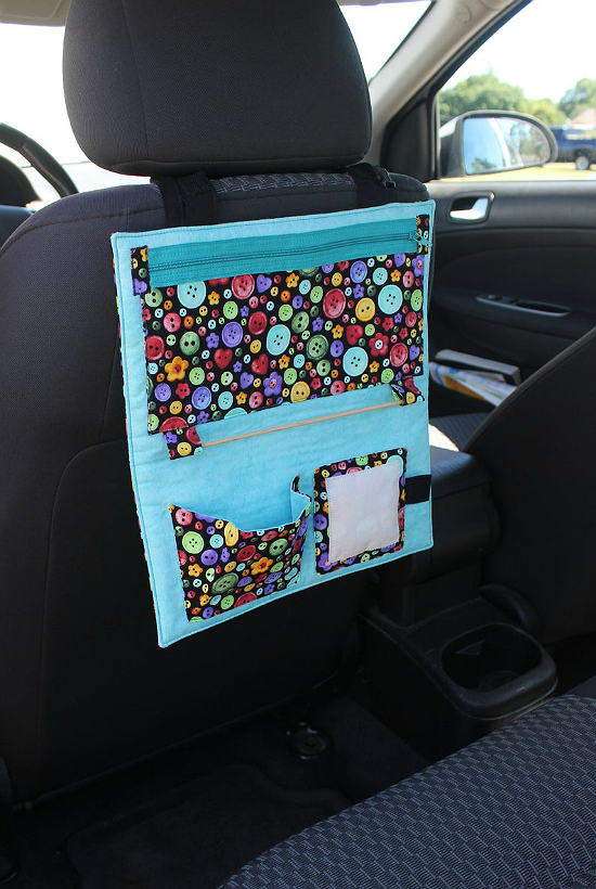 Travel Sewing Caddy Pattern
