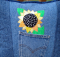 Sunny Sunflower Quilted Pillow Pattern