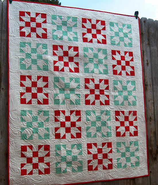 Sister's Choice Quilt Pattern