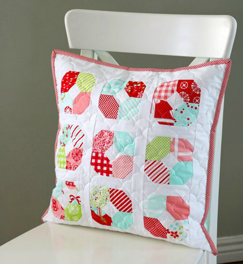 How to Make a Back for a Pillow Cover of Any Size