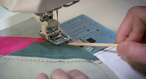Save by Using Household Items in the Sewing Room