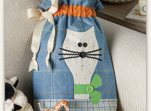 Kitty Ditty Bag Pattern