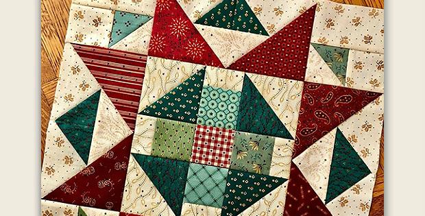 Liberty Legacy Block Pattern