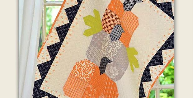 Pumpkin Trio Quilt Pattern