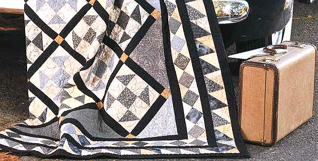 Winter Garden Quilt Pattern