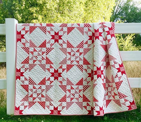Wish Upon a Star Quilt Pattern