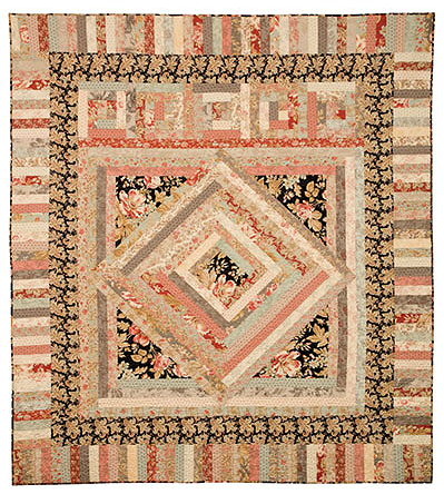 On the Town Square Quilt Pattern