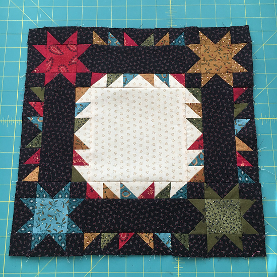 Farmstead Game Board Mini Quilt Pattern