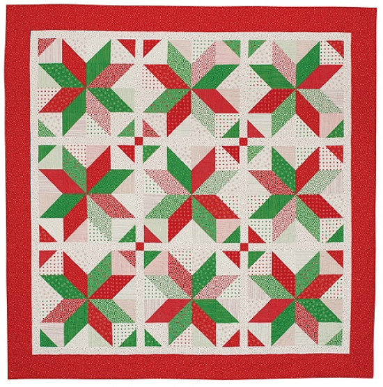 Laughing All the Way Quilt Pattern
