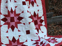 Franklin Star Quilt Pattern