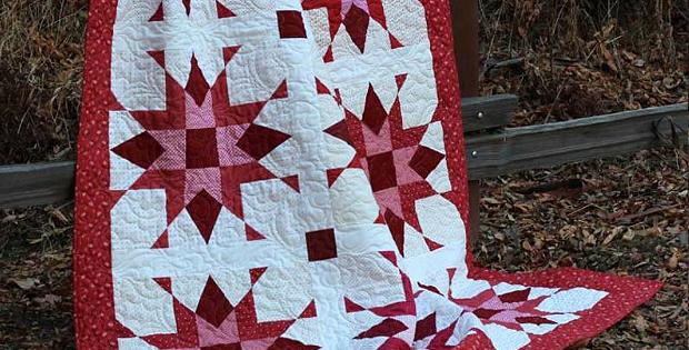 Franklin Star Quilt Pattern