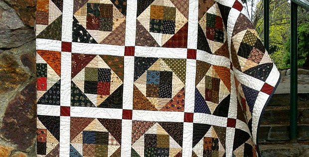 Heads and Tails Quilt Pattern