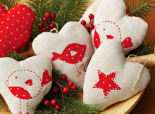 Heartfelt Ornaments Pattern