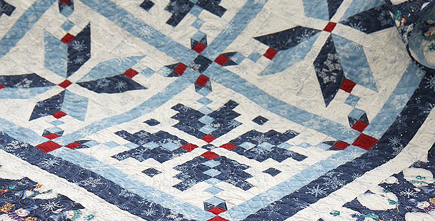 Norwegian Star Quilt Pattern