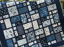 Indigo Quilt Pattern