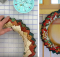 No-Sew Wreath Tutorial