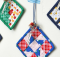 Quilt Block Charms