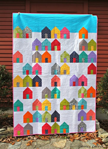 Suburbs Quilt Pattern
