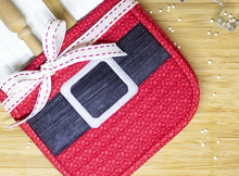 Holiday Potholder Tutorial