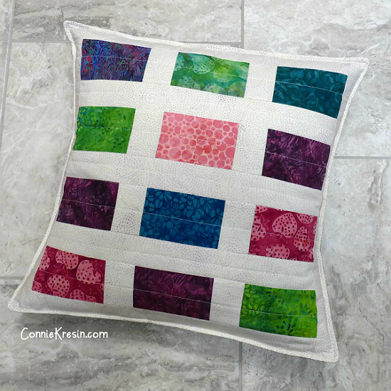 Sparkles Quilt and Pillow Patterns