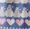 Happy Winter Snowmen Quilt Pattern